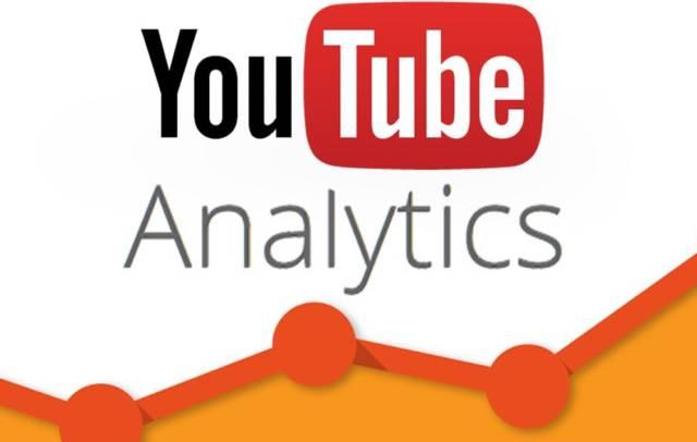 YouTubeアナリティクス