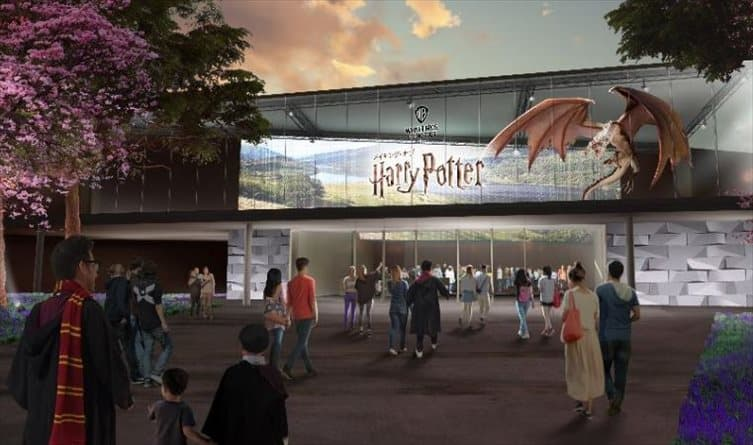 ハリーポッターパーク