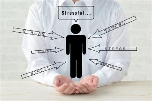 ストレス病気